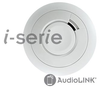 Rauchwarnmelder Ei650i mit AudioLINK Funktion