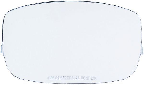 Außenscheibe für Speedglas 96x161 mm, 10er Pack