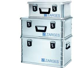 Zarges Alu-Transportbox