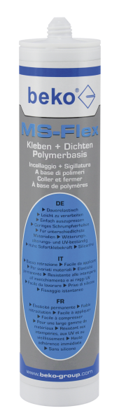 Beko MS-Flex Kleben & Dichten 300 ml