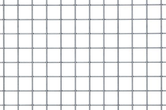 geschweißte Gitter Stahl S 235 JRG MW 40 x 40 x 4 mm in Matten