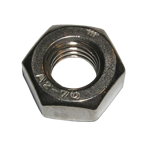 Edelstahl Sechskantmuttern DIN 934 rostfrei A4 V4A von M 3 bis M 30