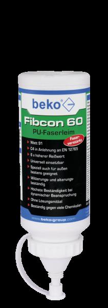 Beko 500g Fibcon 60 PU-Faserleim faserverstärkt Reisswert D4