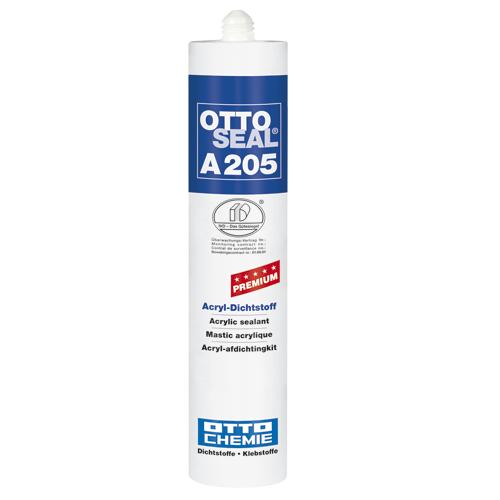 ACRYL Dichtstoff OTTOSEAL A205 Premium 310ml