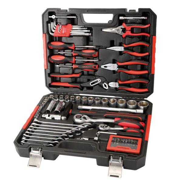Universal-Werkzeugkoffer 96-teilig