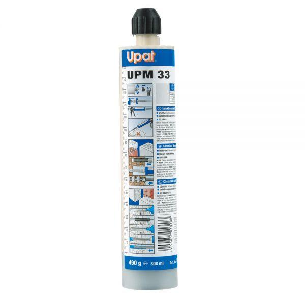 Upat Injektionsmörtel UPM 33-300 ml