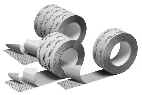 ALUJET Difutape Hochleistungsklebeband 60 mm in Rollen zu 25 mtr