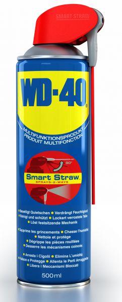 6 er Pack Universalspray WD-40, WD40 Smart Straw