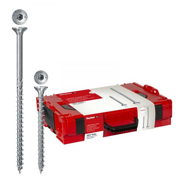 fischer L-BOXX 102 Power-Fast II