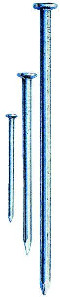 Drahtstifte DIN 1151 Senkkopf verzinkt 2,5 / 5,0 kg/ 50 mm - 260 mm