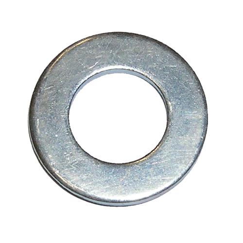 DIN 125 Unterlegscheiben Beilagscheiben U-Scheiben Form B mit Fase galvanisch verzinkt