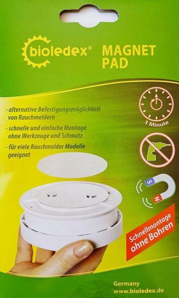Magnet Pad für Rauchmelder