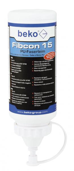 Beko 500g Fibcon 15 PU-Faserleim faserverstärkt Reisswert D4