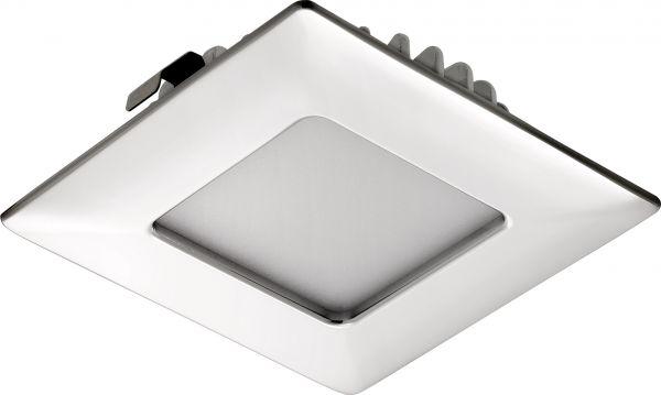 LED-Spot Einbauleuchte, Shot Quadro