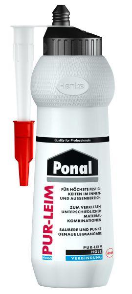Ponal Construkt PU-Leim PUR 12, 420g Flasche