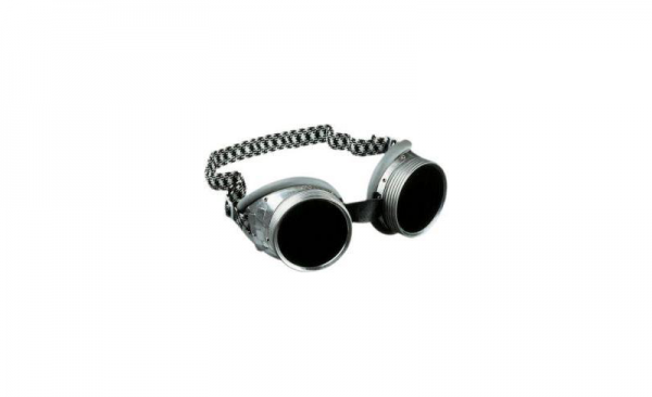 Schraubringbrille 717, grün