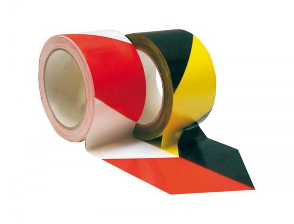 PVC-Warnband selbstkebend
