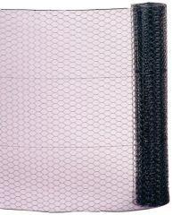 Sechseckgeflecht Volierendraht Hasendraht 10m Kaninchendraht Drahtzaun grün 13 mm& 25mm