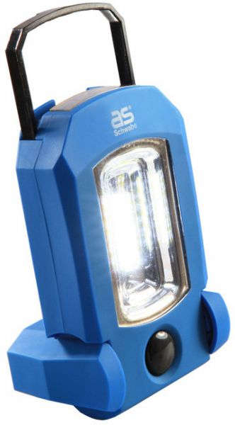 as Schwabe LED-Akku-Handlampe EVO1 3W