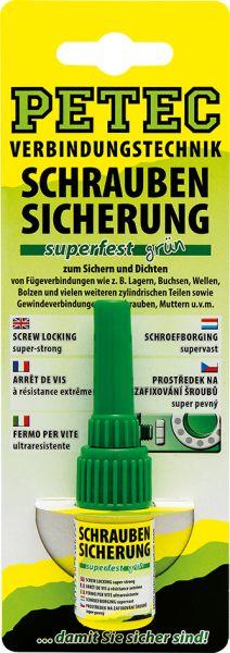 Petec Schraubensicherung superfest 5g
