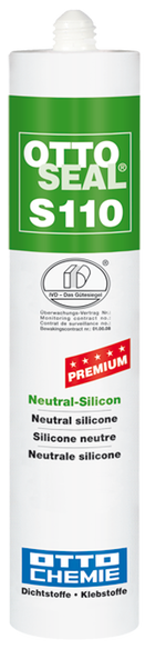 OTTOSEAL© S-110 Das Premium-Neutral-Silicon