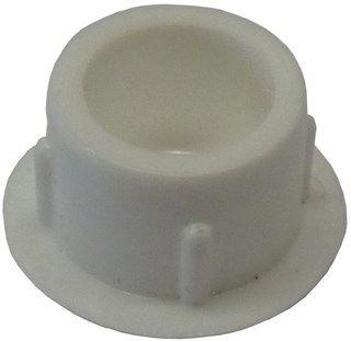 Kunststoff-Abdeckkappe für Anschraubtaschen