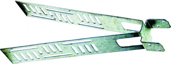 First- und Gratlattenhalter 50mm