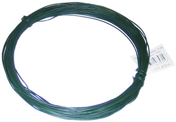 Bindedraht grün ø 2,0 mm