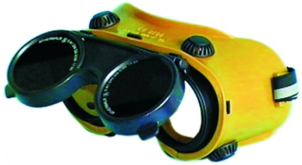 Schweißerschutzbrille, DIN 5