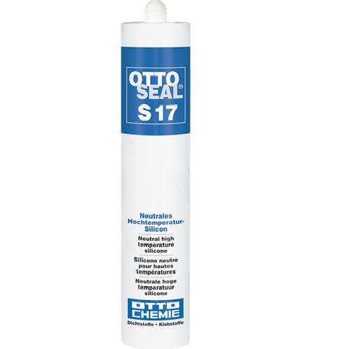 OTTOSEAL® S 17 Das neutrale Hochtemperatur-Silicon