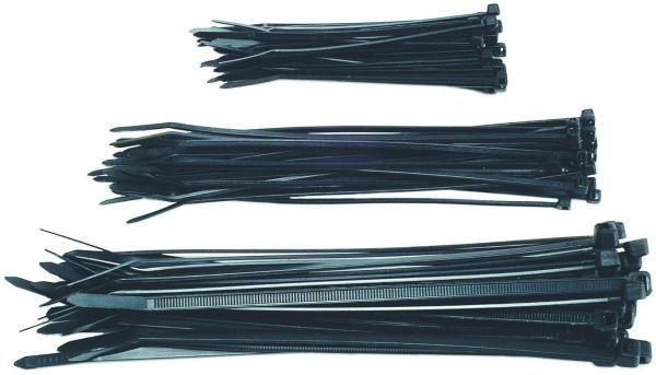 Kabelbinder-Sortiment 75-teilig
