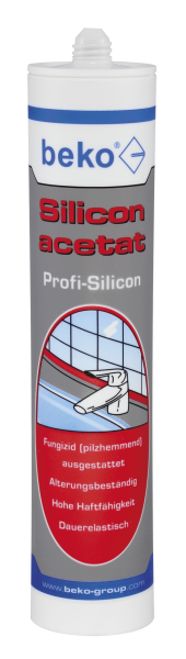 Beko Silicon acetat 310 ml