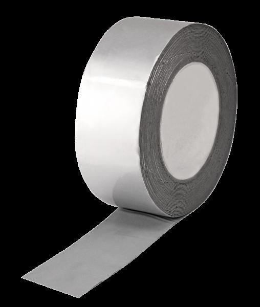 Beko Butylband 50 mm breit x 10 m, ALU-BLANK