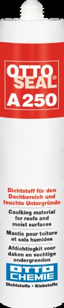 Otto Seal A250 plastischer Fugendichtstoff transparent 310ml glasklar Dichtstoff