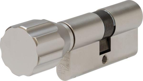 Abus Knaufzylinder EC550 mit Not- & Gefahrenfunktion und Wendeschlüssel