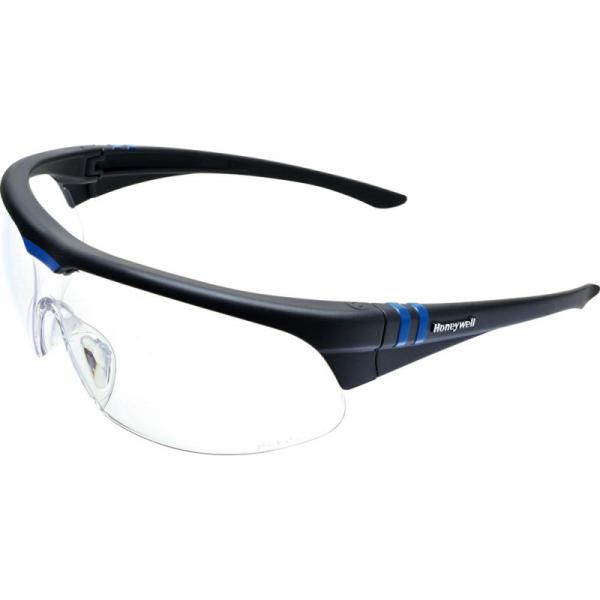 Schutzbrille Millennia blau,Scheibe klar