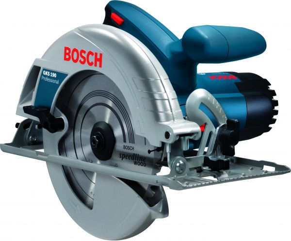 Bosch Handkreissäge GKS 190 mit HM-Kreissägeblatt