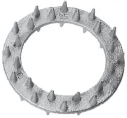 GEKA- / Scheibendübel Typ C10 zweiseitig, feuerverzinkt