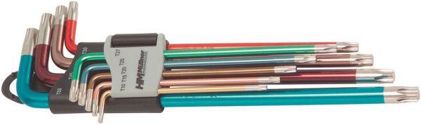 TX-Stiftschlüsselsatz, 9-teilig