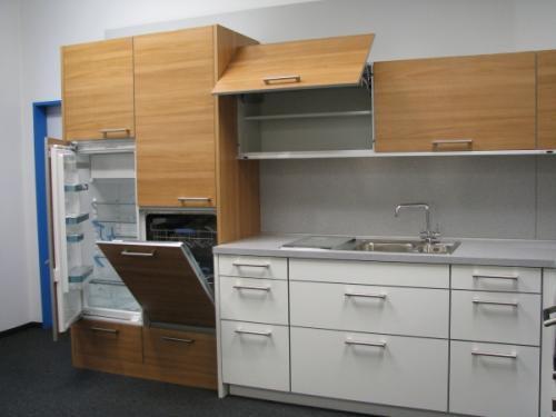 leicht einbauk che modell pinta orlando l form ebay. Black Bedroom Furniture Sets. Home Design Ideas